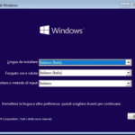 Come installare Windows 10?